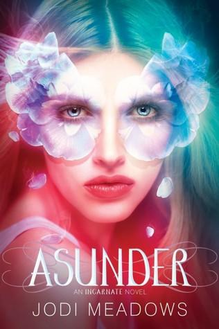 Asunder By Jodi Meadows Recaptains border=