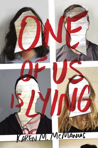 what happened in one of us is lying