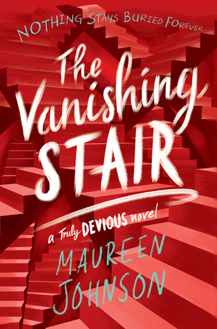 the vanishing stair cover