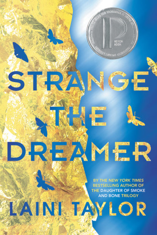 strange the dreamer cover
